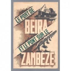 Collectif : Le Port de Beira et le pont sur le Zambèze