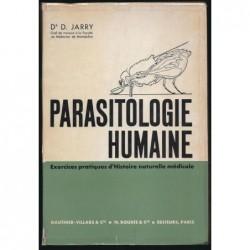 Dr D. Jarry : Parasitologie humaine.