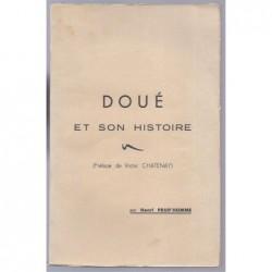 Henri Prud'homme : Doué et son histoire.