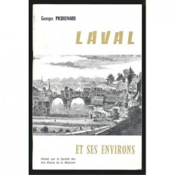 Georges PICQUENARD : LAVAL et ses environs