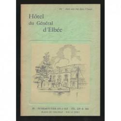 Collectif : Hôtel du Général d'Elbée.