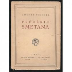 Zdenék Nejedly : Frédéric Smetana