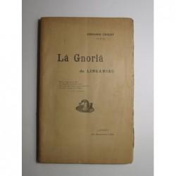 Edouard Chollet : Lâ Gnorlâ de Lingamiau. Patoiseries illustrées.