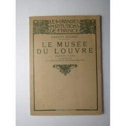 MIGEON Gaston : Le musée du Louvre. Objet d'art du Moyen Age