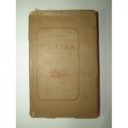 BOYSSE ERNEST : Les abonnés de l'opéra (1783-1786)