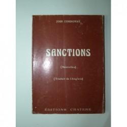 CONINGWAY John : Sanctions (Nouvelles).