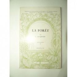 C. JACQUIOT : La forêt.