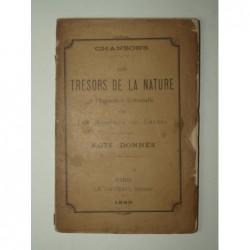 Les membres du Caveau : Les trésors de la nature à l'Exposition Universelle. Edition originale.