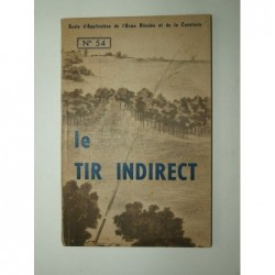 Ecole d'Application de l'Arme Blindée et de la Cavalerie : Le tir indirect.