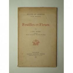 J.-PH. RIEHL  : Feuilles et fleurs.