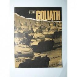 Eliyahou S. Lévi : C'était Goliath. Faits et chiffres sur la puissance militaire arabe durant la guerre de six jours.