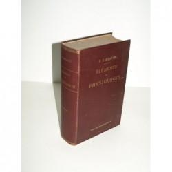 F. LAULANIE  : Eléments de physiologie.