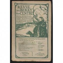 J. PIERRE : Revue du Berry et du Centre. Août 1907.