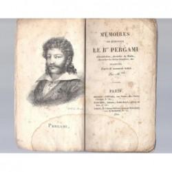 Par M*** : Mémoires de Monsieur le Baron Pergami