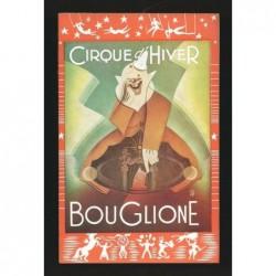 BOUGLIONE : Cirque d'hiver Bouglione. Programme saison 1959-1960