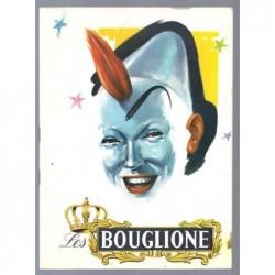 BOUGLIONE : Les Bouglione. Programme.