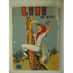 BLONAY Paulette AL.G. (illustrations) : Lili au zoo