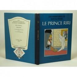 VANDERSTEEN Willy : Les aventures de son Altesse le prince Riri.