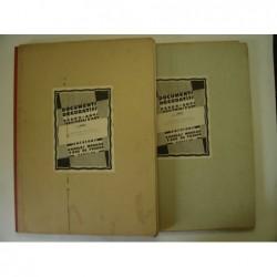 Guérinet A. : Dictionnaire d'architecture et de sculpture. La sculpture ornementale. 1re et 2ème séries