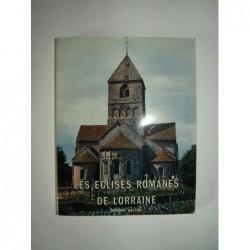 COLLIN Hubert : Les Églises romanes de Lorraine.