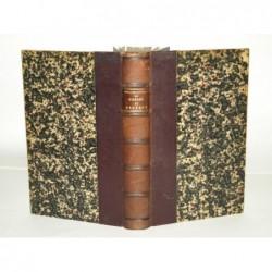 HAUSSONVILLE Comte d' : Etudes Sociales. Misère et remèdes. Edition originale.