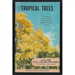 HARGREAVES Dorothy et Bob : Tropical trees. Found in the Caribbean