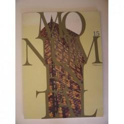 : Revue : Monumental n°15. Décembre 1996. Les couvertures polychromes
