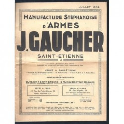 : Manufacture Stéphanoise d'Armes J. Gaucher