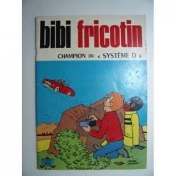 """LACROIX Pierre : Bibi Fricotin. Champion du """"Système D"""""""