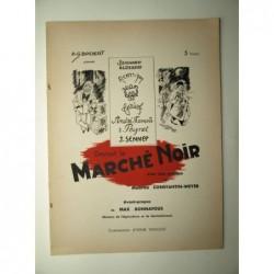 Badert A. G. (présenté par) : Devant le Marché Noir.