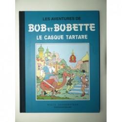 Vandersteen Willy : Les Aventures de Bob et Bobette : le casque tartare