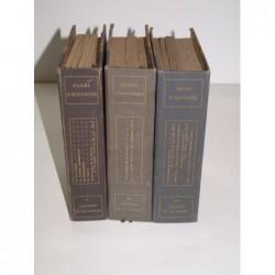 : Pages d'Histoire : Histoire de la Guerre. 14 Fascicules.