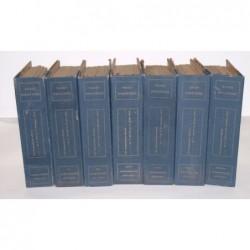 : Pages d'Histoire : Communiqués officiels. Tomes 1 à 35 inclus.