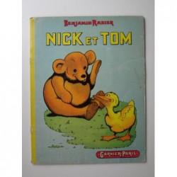 Rabier Benjamin : Nick et Tom