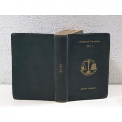 : Almanach Hachette 1899 - Petite encyclopédie populaire de la vie pratique