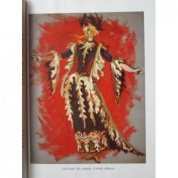 Drain Pierre-Noël : Le Costume allégorique au temps de Louis XIV.