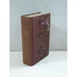 : L'Echo des Alpes. Organe du Club Alpin Suisse. 1912. N°1 à 12.