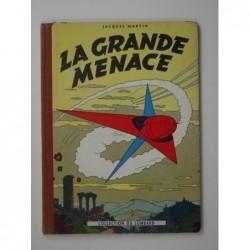 Martin Jacques  : Lefranc : La Grande Menace. 1957