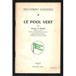 Pierre de Felice : Le Pool...