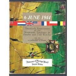 : 6 June 1944, twentieth...