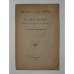 Florance E.-C. : L'Époque campignienne et les deux stations campigniennes d'Averdon et Maves-Pontijou en Loir-et-Cher